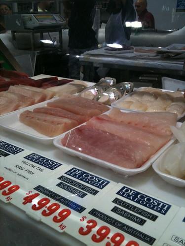 Fish markets (2)