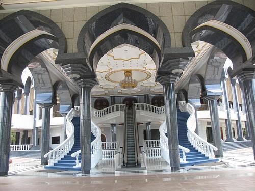 Die Moschee in Brunei
