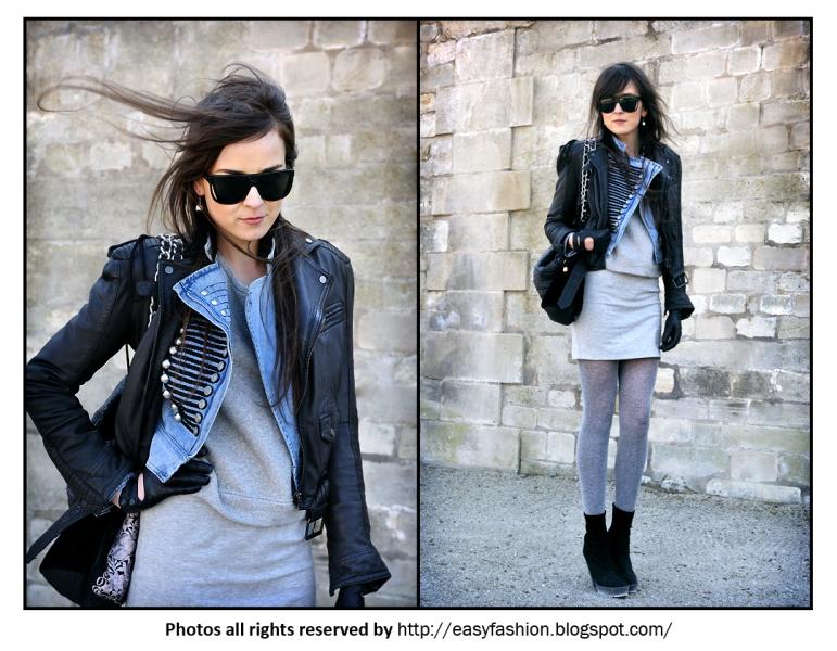 The Lost File Girl - Les Tuileries - Paris