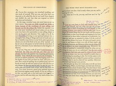 Old annotations