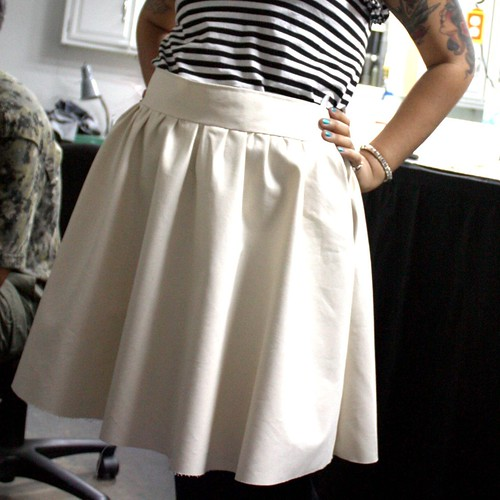 Skirt Prototype