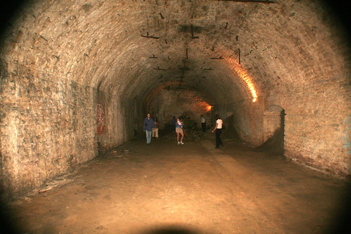 Queen City Underground Tour