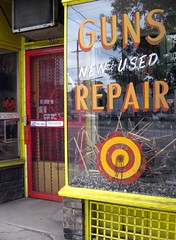 A Cheerful and Friendly Neighborhood Gun Store