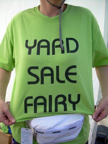 Yard Sale Fairy