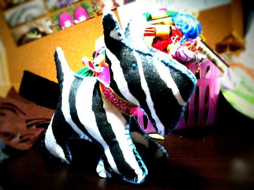 Lil' Zebra