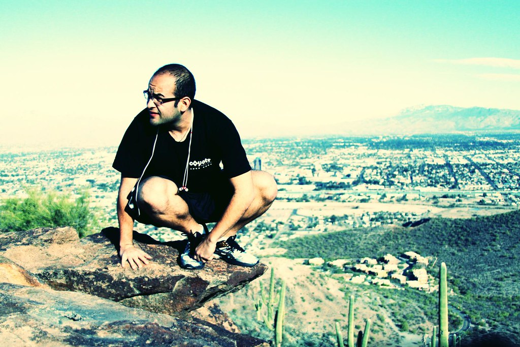 267/365 On Top Of The Desert