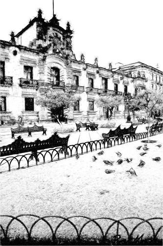Palacio de Gobierno Guadalajara Centro