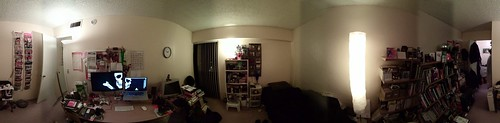 360 virtual panorama of my room
