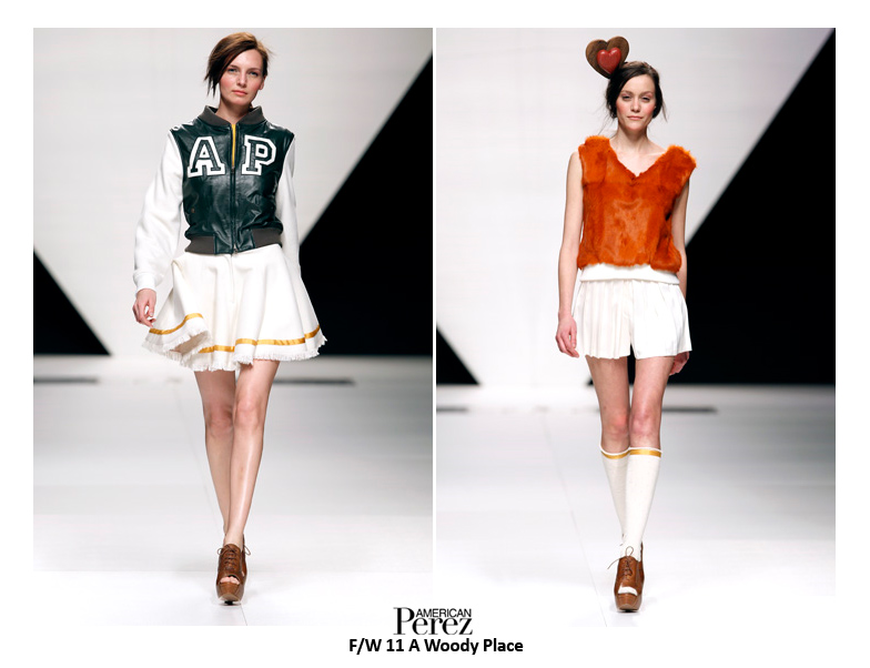 American Perez – FW 11 A Woody Place