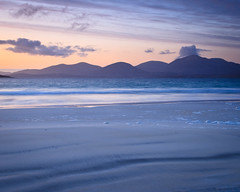 "Luskentyre Dusk II • <a style=""font-size:0.8em;"" href=""http://www.flickr.com/photos/26440756@N06/4522184640/"" target=""_blank"">View on Flickr</a>"