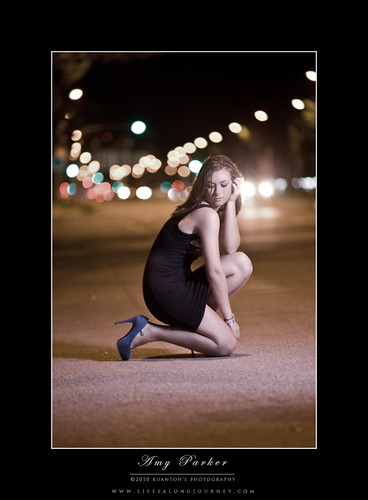 Night Portraits - Amy Parker #12