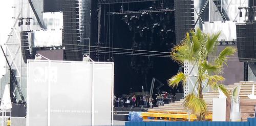 Shakira prueba de sonido