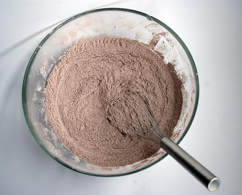 Cocoa Sugar mix