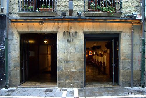 Bar Restaurante Casa Otano, en la calle San Nicolás