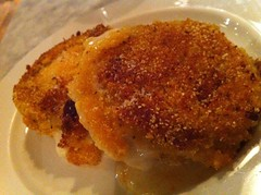 Fried Green Tomatoes - Cafe 202