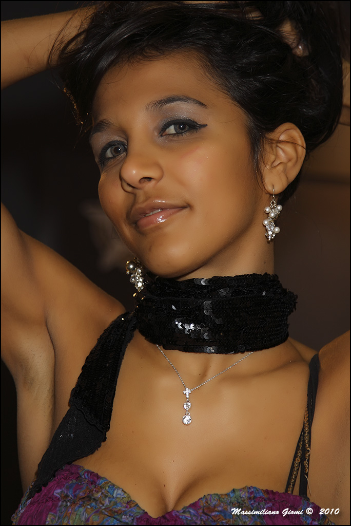 ...A Brazilian Girl...