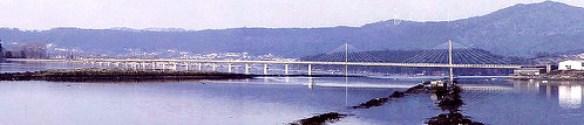 Noia: así quedará a ponte sobre a ría