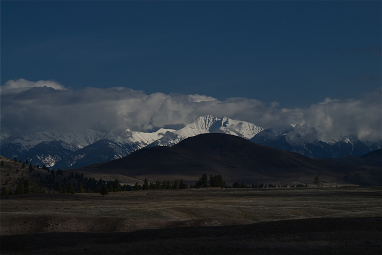 Mission Mountains