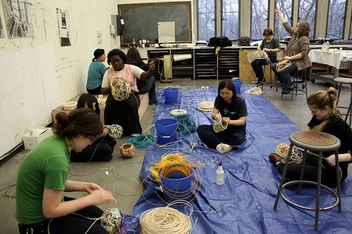 Sculptural Weaving Workshop