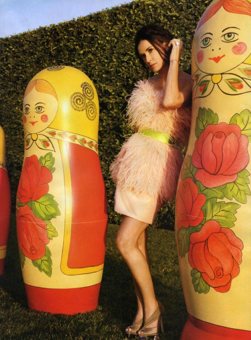 Harper's Bazaar US April 2010 6
