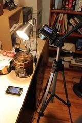 My Simple Video Recording Setup