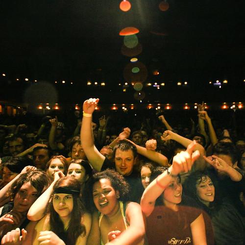 Gogol Bordello @ Congress Theatre, Chicago 4/23/10