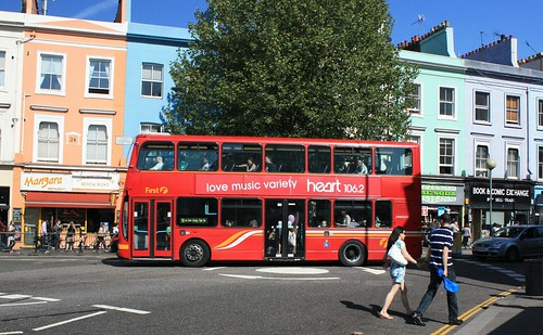 Heart bus