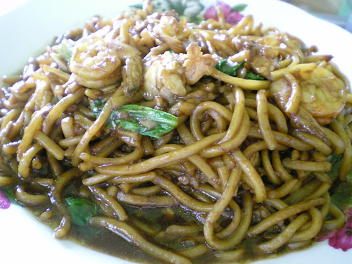 STP's Foochow fried noodles