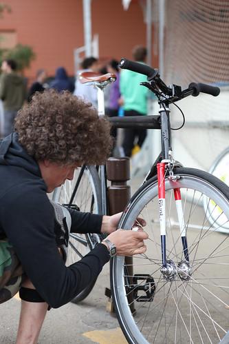 Marc fixing
