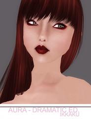 Aura Dramatic Ed. - Ikkaku Makeup