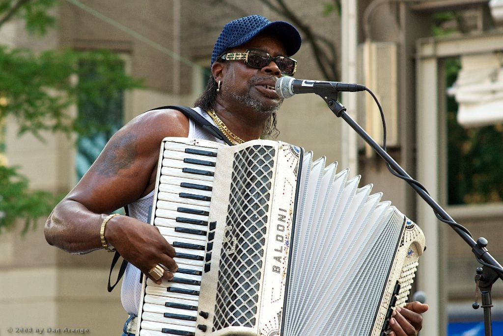Zydeco in Reston