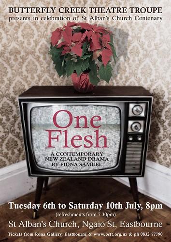 BCTT One Flesh Poster