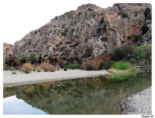Preveli Triopetra Agios Pavlos