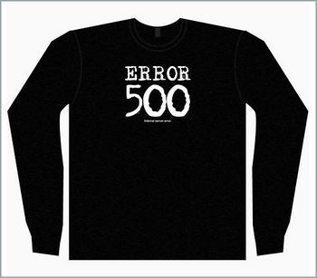 error 500