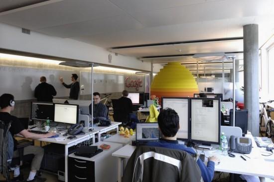 kantor google