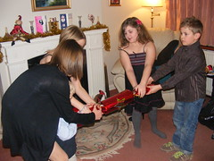 Dec 2009 Gym comp and Christmas 052