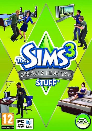 The Sims 3 High End Loft Stuff factsheet & HD artwork