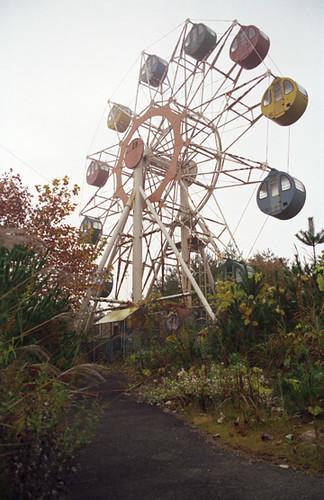 Abandoned Amusement Park 6
