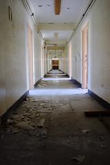 Abandoned Holy Cross Campus, Rhinebeck NY