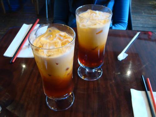 Thailand Cafe - Thai Iced Tea