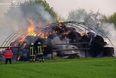 Strohlagerbrand Erbenheim 19.04.10