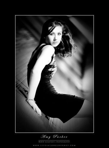 Night Portraits - Amy Parker #5