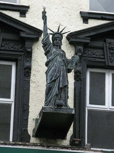 Liberty With A CFL