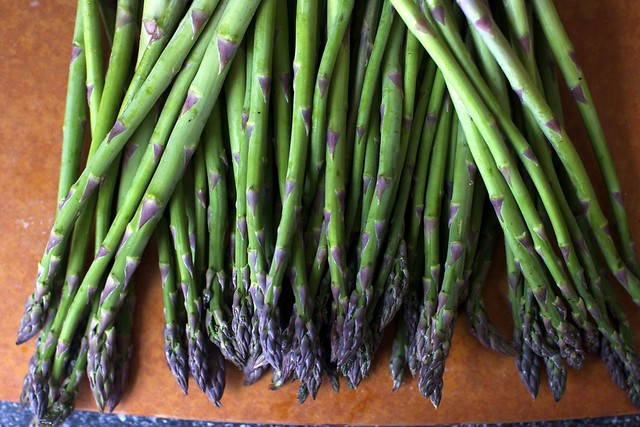 asparagus haul
