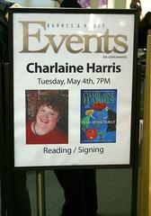 Charlaine Harris Signing 13