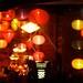 magical paper lanterns in Hoi An