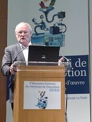 Marc Giget, Institut Européen de Stratégies Créatives et d'Innovation