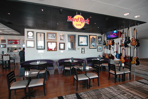 Changi Airport T3 - Hard Rock Cafe