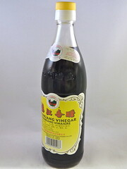Black vinegar (Chin-kiang vinegar)