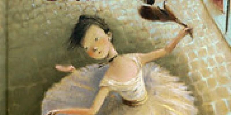 《尋找黃金印象》。書裡偷偷藏了印象派畫家的身影